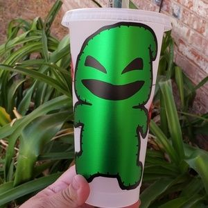 Personalized starbucks venti cold cup oogie